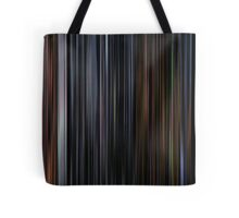 The Muppet Christmas Carol (1992) Movie Barcode Tote Bag