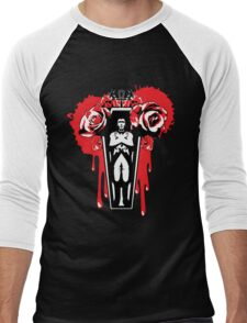vampire Men's Baseball ¾ T-Shirt