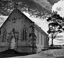 Church still in use by Lee Hopkins