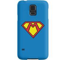 SuperMario-Man Samsung Galaxy Case/Skin