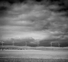 Windfarm by Lee Hopkins