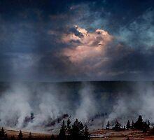 Yellowstone by Alex Preiss