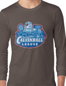National Calvinball League Long Sleeve T-Shirt