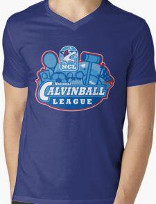 National Calvinball League Mens V-Neck T-Shirt