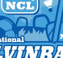 National Calvinball League Sticker