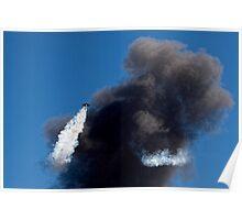 Smokin' - Avalon Airshow 2013 Poster