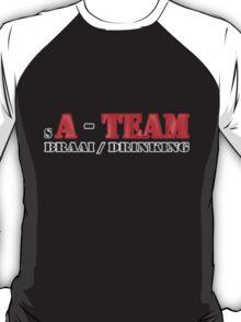SOUTH AFRICAN A - TEAM T-Shirt