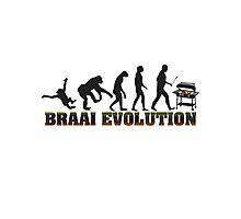 BRAAI EVOLUTION Photographic Print