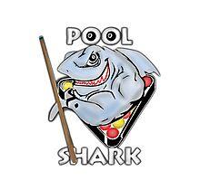 POOL SHARK Photographic Print