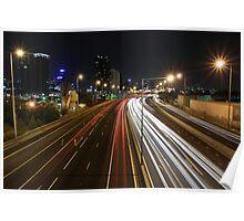 Westgate Freeway Poster