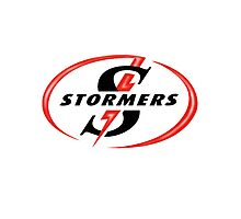 STORMERS SOUTH AFRICA RUGBY WP PROVINCE SUPER 15 RUGBY Photographic Print