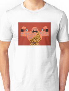 Muscle man tee Unisex T-Shirt