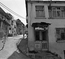 Urban Decay and Children by Ilker Goksen