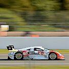 Mosler at Silverstone by Daniel Pinnegar
