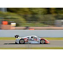 Mosler at Silverstone Photographic Print