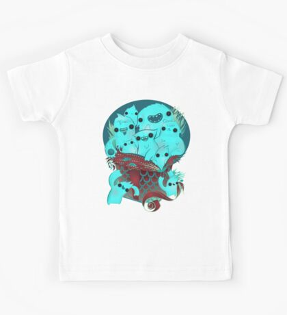 Mosters Kids Tee