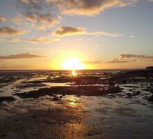 Gatakers Sunset by Cilinda Atkins