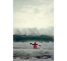 Kayak Photographic Print