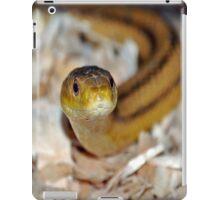 slither, my pet snake iPad Case/Skin
