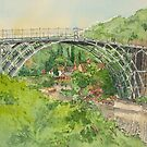 Ironbridge Gorge   by Lynne  M Kirby BA(Hons)