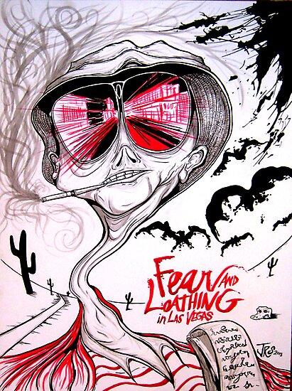 Fear and Loathing in Las Vegas by Jay Stuart