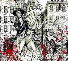 The Walking Dead by Jay Stuart