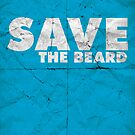 Save The Beard by Mpjltd