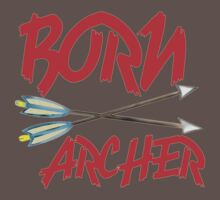 BORN ARCHERS Kids Clothes