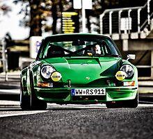 Porsche 911 Carrera RS by Micha Dijkhuizen
