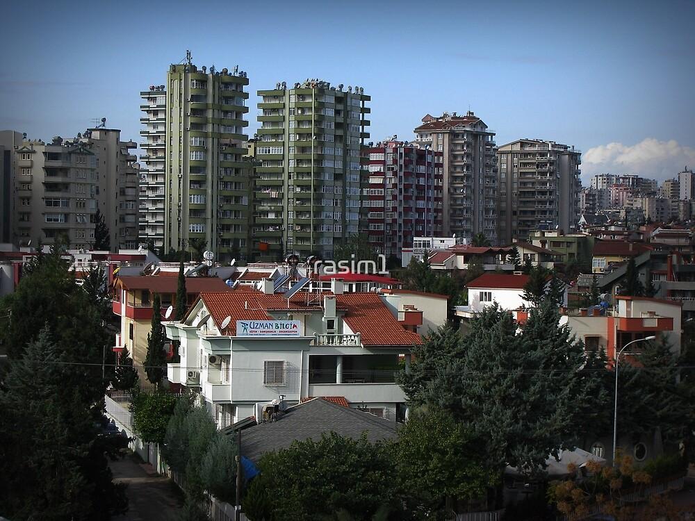 Adana city,TURKEY by rasim1