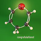 Congratulations - Ring - Cute Chemistry by chayground