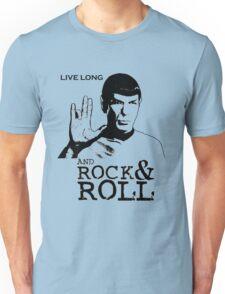 Rock Spock Unisex T-Shirt