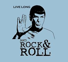 Rock Spock Unisex T-Shirt
