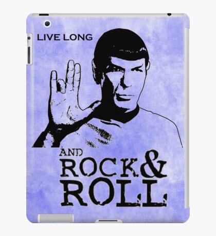 Rock Spock iPad Case/Skin