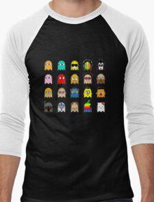 Pac People Men's Baseball ¾ T-Shirt