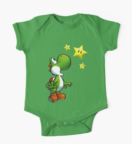Yoshi One Piece - Short Sleeve