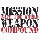 SAVE THE WORLD COMOUND BOW by JAYSA2UK
