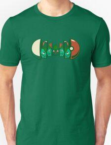 Pokétryoshka - Grass Type T-Shirt