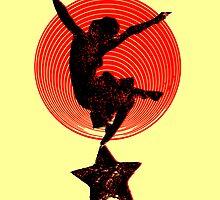 red dancer by Randi Antonsen