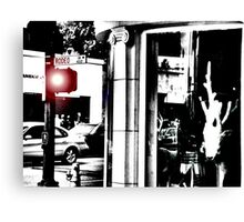 Rodeo Dr. Canvas Print