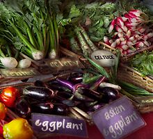 Food - Vegetables - Very fresh produce  by Mike  Savad