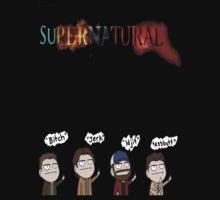 Supernatural by Kazziix