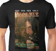 Wolfie Poster Unisex T-Shirt