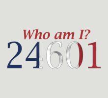 Who am I?  by Jessica Latham