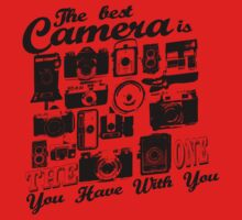 The Best Camera Baby Tee