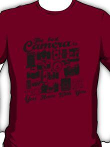 The Best Camera T-Shirt
