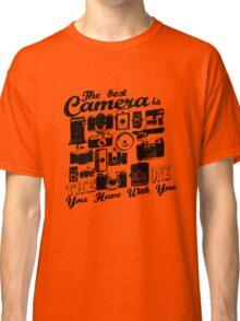 The Best Camera Classic T-Shirt