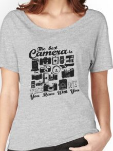 The Best Camera Women's Relaxed Fit T-Shirt
