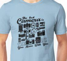 The Best Camera Unisex T-Shirt