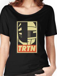TRTN Women's Relaxed Fit T-Shirt